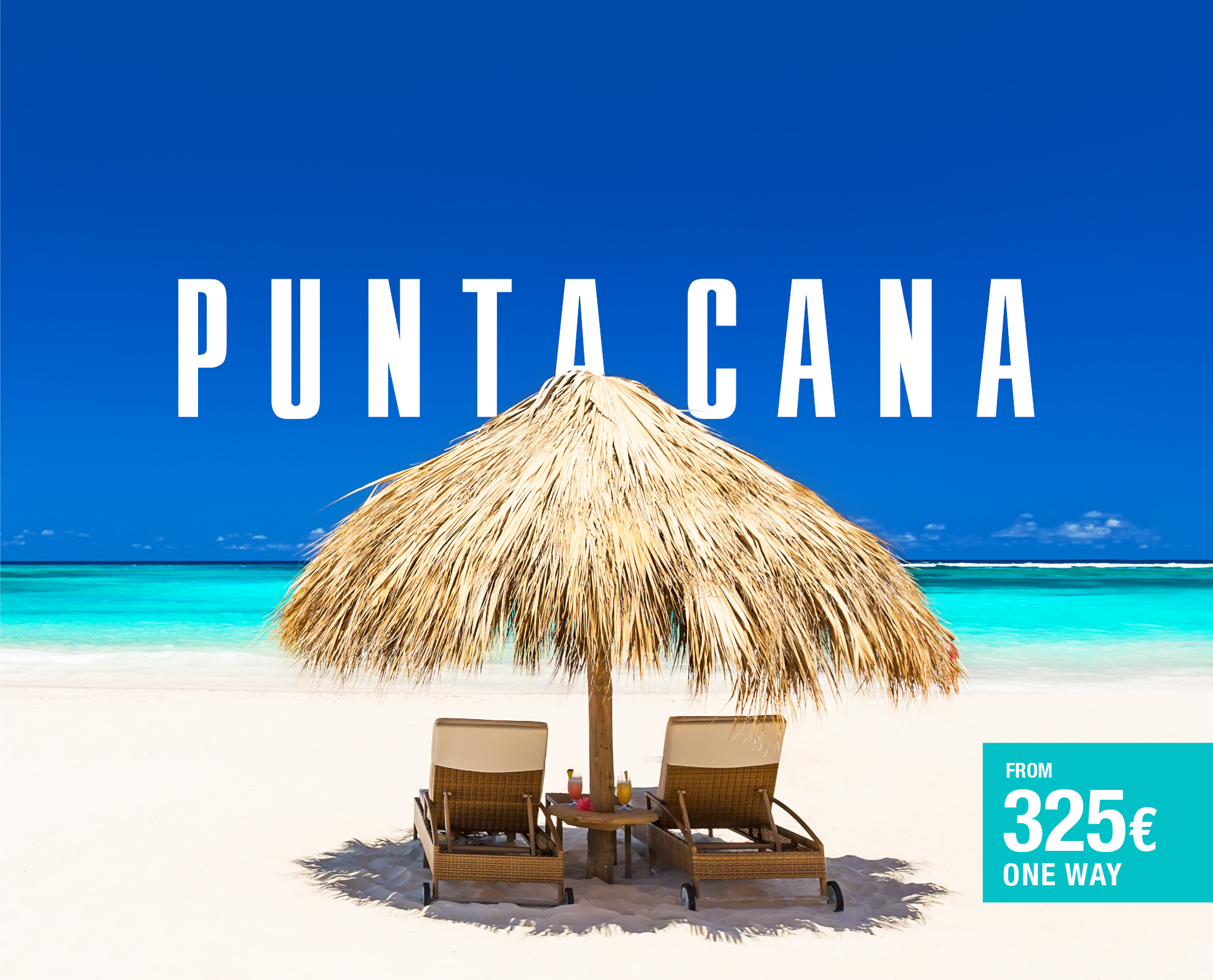 Flights to Punta Cana